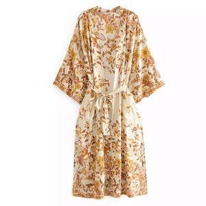 Sassafras Boho Gypsy Kimono